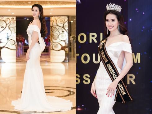 2 tháng trước khi chinh chiến Hoa hậu Đại sứ Du lịch Thế giới 2018, Phan Thị Mơ mắc chứng thoát vị đĩa đệm