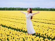 Ca sĩ Linh Phi say lòng với chuyến đi 'lạc về miền cổ tích'