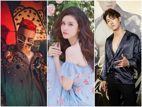 Vpop tháng 5: Song Luân biến hóa, Adam Lâm đánh ghen BB Trần, Trương Quỳnh Anh 'Yếu đuối cho ai xem'