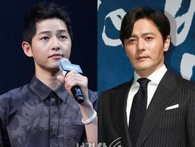 Fan háo hức khi biết Jang Dong Gun đóng phim cùng Song Joong Ki
