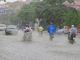 Dự báo thời tiết 26/5: Miền Bắc chuyển mưa rất to