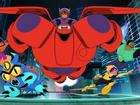 Baymax và nhóm Big Hero 6 trở lại trên sóng truyền hình