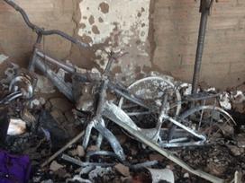Chung cư Fodacon bị cháy sau khi thay công tơ điện
