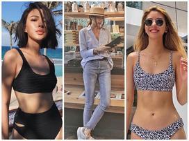 Street style giới trẻ tuần qua: Đồng Ánh Quỳnh 'lên đồ' menswear - Tú Hảo diện bikini vòng 1 lép kẹp