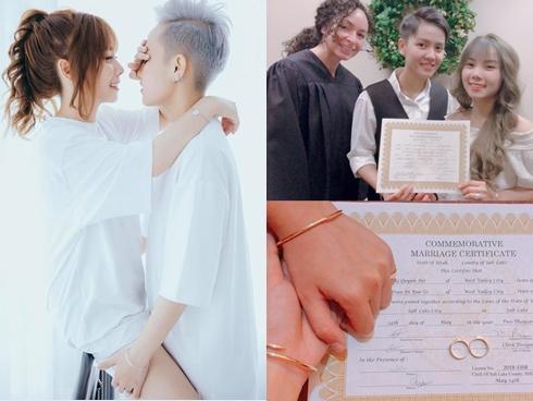 Hành trình để được công nhận là vợ chồng hợp pháp của tomboy Tô Trần Di Bảo và người tình đồng giới