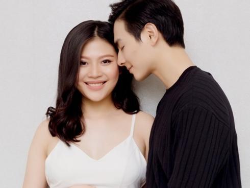 Chúng Huyền Thanh đã hạ sinh con trai đầu lòng cho ông xã Jay Quân