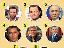 Chọn ngay 'trai đẹp' để biết hình mẫu người đàn ông lý tưởng trong bạn là gì
