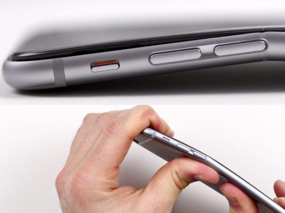 iPhone 6 Plus bị tố dễ bẻ cong gấp 7 lần bình thường