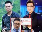 MC Quang Minh bị phản ứng vì yêu cầu khán giả không nói tới MC Minh Tiệp trên chương trình trực tiếp