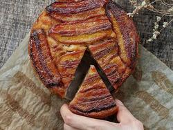 Cách làm bánh chuối nướng chiêu đãi cả nhà dịp cuối tuần