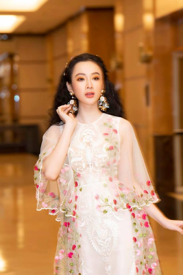SAO MAKE OVER: Minh Hằng trang điểm quê mùa - Angela Phương Trinh xinh tựa công chúa-10