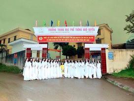 Học sinh Thái Nguyên bức xúc vì bộ ảnh kỷ yếu hơn 10 triệu 'như để thờ'