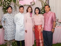 Sau một năm ly hôn, Kim Nhã BB&BG công khai ảnh ăn hỏi với bạn trai ngoại quốc