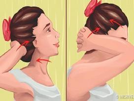 6 động tác làm giảm đau cổ vai gáy cho dân văn phòng
