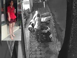 Người phụ nữ bàng hoàng kể lại phút giáp mặt kẻ trộm xe SH: 'Hắn cầm dao dọa đâm chết'