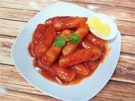 Tự tay làm bánh gạo cay Hàn Quốc đơn giản tại nhà