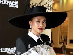 Lộ mặt mentor cuối cùng của The Face Vietnam 2018: Siêu mẫu Thanh Hằng