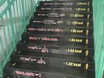 Trường ở Đồng Nai dán công thức lên cầu thang để học sinh ôn bài