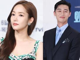 'Người đẹp dao kéo' Park Min Young khoe vẻ đẹp không góc chết bên Park Seo Joon