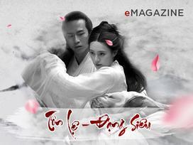 CHỒNG ĐẤT VỢ TRỜI: Tướng mạo hồi ứng tạo nên hôn nhân hoàn mỹ của Tôn Lệ - Đặng Siêu