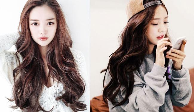 4 kiểu tóc ăn Tết chuẩn không cần chỉnh dành cho các cô nàng mặt dài-4