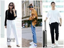 Trước nghi vấn hẹn hò, Son Ye Jin - Jung Hae In lên đồ ton-sur-ton ĐẸP NHẤT street style sao Hàn