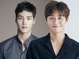 Sao Hàn 31/5: Park Seo Joon bất ngờ khi biết tuổi thật của bạn diễn