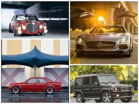 10 mẫu xe huyền thoại làm nên tên tuổi Mercedes-AMG