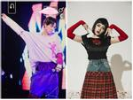 Thần tượng Kpop gây chú ý khi diện quần 2 cạp giống Chi Pu
