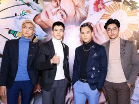 Nhóm nhạc gây sốt cộng đồng mạng với phát ngôn 'đẹp trai và cao nhất Việt Nam'