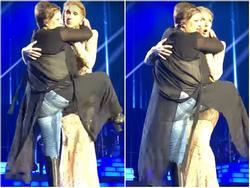 Sao Việt nếu bị fan cuồng sờ soạng, hãy làm như Celine Dion sẽ được cả thế giới ngưỡng mộ!