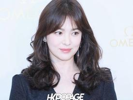 Bất ngờ trở lại với tóc dài, Song Hye Kyo lại gây 'bão' vì quá đẹp
