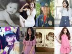 Công bố ảnh thời 'sửu nhi', dàn hot girl - hoy boy Việt khiến ai xem cũng giật mình