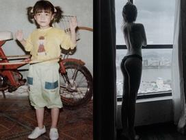 Tin sao Việt: Pha Lê gây sốt với hình ảnh đối lập của tuổi ô mai và trưởng thành