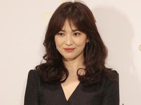Song Hye Kyo lần đầu lên tiếng về kế hoạch mang thai
