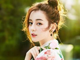 Mừng sinh nhật, Địch Lệ Nhiệt Ba 'chiêu đãi' fan bằng loạt ảnh đẹp ngây ngất