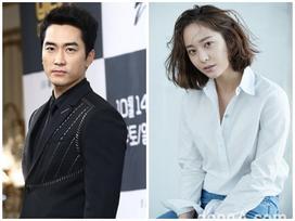 Đã ngoài 40, Song Seung Hoon vẫn tự tin đóng cùng người đẹp kém 18 tuổi