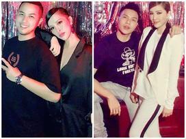 Trang Pilla tình tứ bên ông xã trong tiệc sinh nhật em chồng Bảo Thy