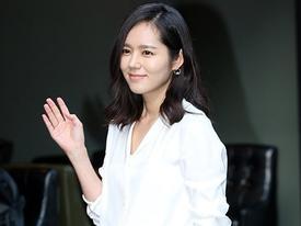 Sao Hàn 4/6: Han Ga In khoe góc nghiêng đẹp hoàn hảo