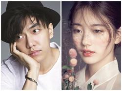 Suzy và Lee Seung Gi tái hợp trong 'bom tấn' truyền hình 500 tỷ
