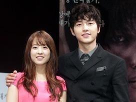 Sao Hàn 5/6: Song Joong Ki gửi lời chúc mừng 'tình cũ' Park Bo Young