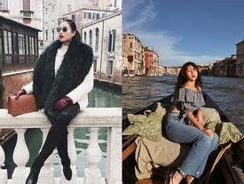 Venice ảo diệu thế này, bảo sao hàng loạt sao Việt thi nhau check-in
