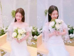 'Nữ thần thế hệ mới' Kpop xinh đẹp khi mặc váy cưới