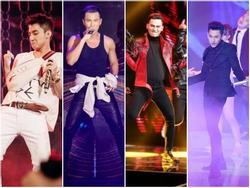 Ngoài Noo Phước Thịnh, đây là những nam ca sĩ vừa hát - vừa nhảy 'không phải dạng vừa'