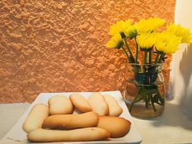 Cách làm bánh crepe sầu riêng và bánh lưỡi mèo