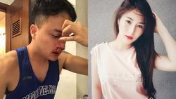 Hương Tràm lo lắng đến 'lộn ruột tim gan phổi' khi Cao Thái Sơn chảy máu mũi liên tiếp 1 tuần không dừng