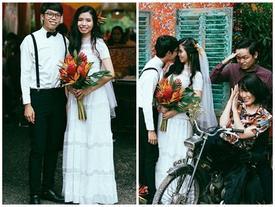 Quản lý Chi Pu gây chú ý khi tổ chức đám cưới mang đậm chất 'ông bà anh'