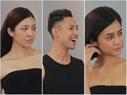 Không còn son phấn nâng đỡ, thí sinh nữ bị thí sinh nam áp đảo ngoại hình tại The Face 2018