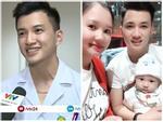 Nam điều dưỡng điển trai trên sóng truyền hình: 'Tôi đã có vợ con'