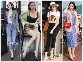 Dát hàng hiệu đẳng cấp, Thanh Hằng - Minh Hằng dẫn đầu street style đẹp tuần qua